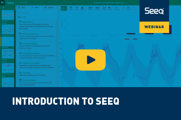 Intro to Seeq Recording