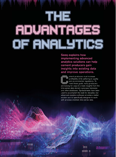 The Advantages of Analytics